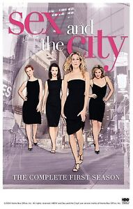 Brand-New-DVD-Sex-and-the-City-The-Complete-First-Season-Kim-Cattrall-Kristin