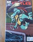 Teenage Mutant Ninja Turtles #1 (August 2011, IDW)