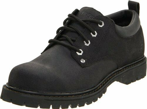 Skechers USA  Uomo Alley Cat Utility Oxford- Select SZ/Color.