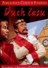 Duch casu DVD paper sleeve Czech popular fairy tale 1990