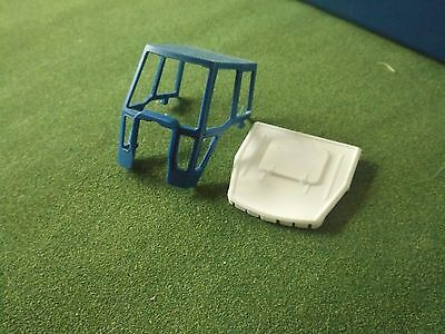 REPRODUCTION BRITAINS 1:32 FORD 6600 RESIN FRONT GRILL WITH JEWELS