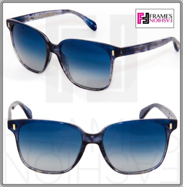 oliver peoples marmot square ov5266s faded sea pacific blue