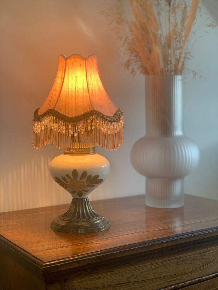 Lampeskærm, Håndlavet