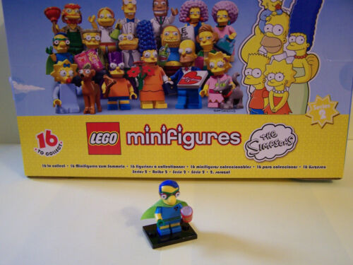 LEGO® 71009 The Simpsons™ Serie 2 Nr 6 Milhouse Neu /& unbespielt