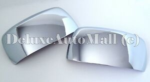 Chrome Mirror Covers FOR Dodge Grand Caravan / Chrysler Town & Country