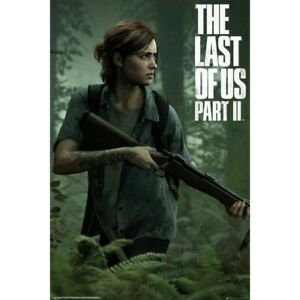 The-Last-of-Us-Part-2-Ellie-POSTER-61x91-5cm-NEW