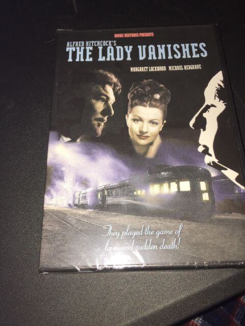 The Lady Vanishes (DVD, 2004)  Brand New