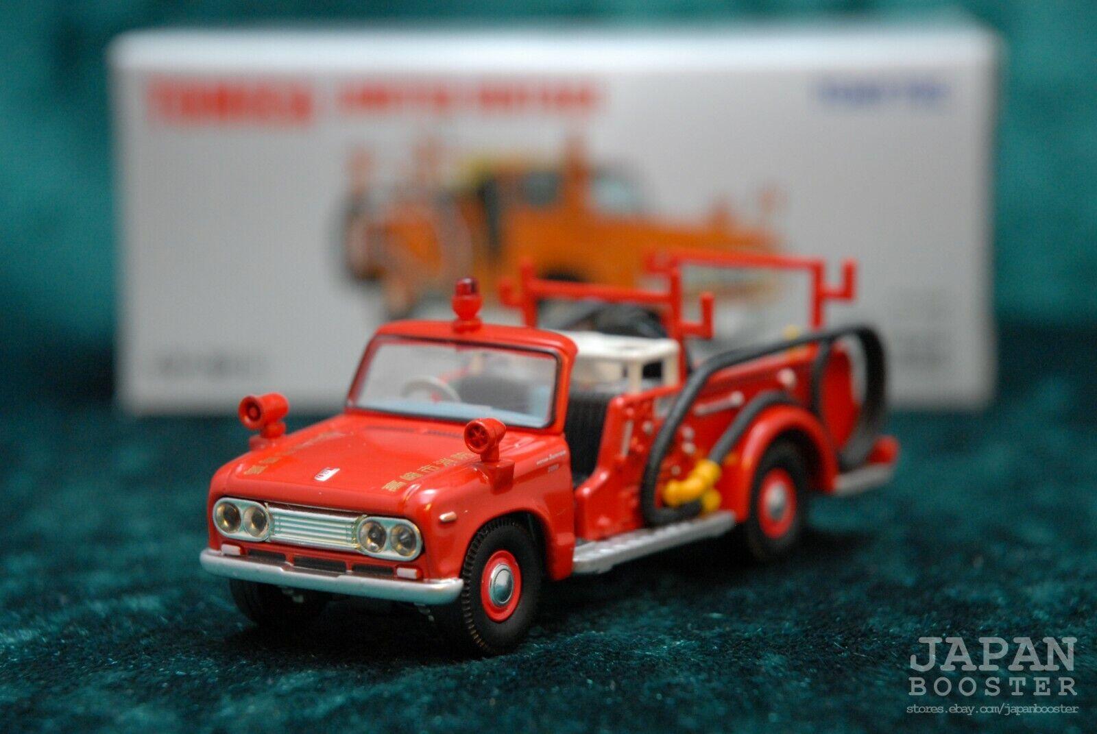Tomy Tomica Limited Vintage Nissan Junior Fire Car Lv 30b Rare 1 64 For Sale Online Ebay
