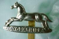 Badge- Prince Of Wales Yorkshire Regiment Cap Badge maker Firmin ( Genuine*)