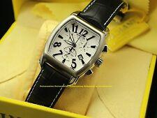 16944 Invicta Reserve Tonneau Specialty Swiss ETA COSC Chronograph Strap Watch
