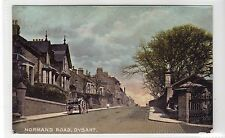 NORMAND ROAD, DYSART: Fife postcard (C9940)