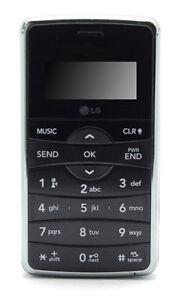 lg env2 vx9100 black verizon cellular phone ebay rh ebay com Verizon LG Car Charger Verizon LG Cosmos