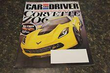 CAR AND DRIVER CORVETTE Z06 MARCH 2014 VOL.59 #9 9248-1 [BOX H] #1133