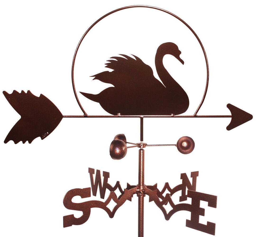Swan Veleta con montaje de jardín