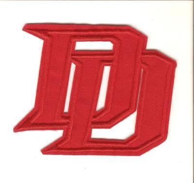 Aufnäher Patch Marvels Daredevil Logo Cosplay Gute WäRmeerhaltung Filme & Dvds Buttons & Pins
