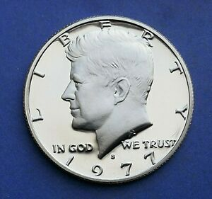 USA-1977S-Proof-Kennedy-50-Cents
