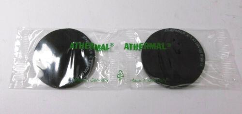 2 Stück Schweissbrillengläser Athermal5 A1 DIN GS 0196 CE