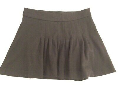 JACADI Girl/'s Trombone Chambray 4 Button Pocketed Skirt Size 5 Years NWT $46
