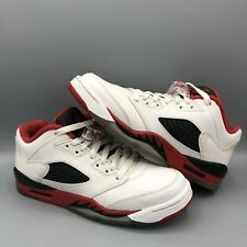 72268b5ec4cd item 3 Nike Air Jordan Retro V Fire Red Low Size 7y 314338 101 Bred Chicago  Concord XI -Nike Air Jordan Retro V Fire Red Low Size 7y 314338 101 Bred  Chicago ...