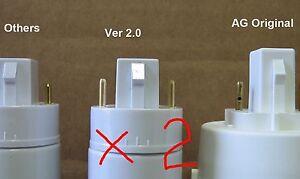 Aerogarden Bulb Adapter New Design Use Regular Cfl Two