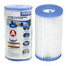 für Intex Pumpen Filterkartusche Größe A Ersatzfilter 29000 Intex Filter Typ A