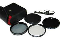 58mm Filter Kit For Canon Eos Rebel Zoom Ti 2000 X