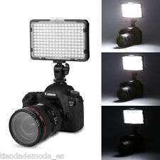 Craphy PT-176S Ultra LED Video Light Dimmable Panel On-Camera Light Pad Canon US