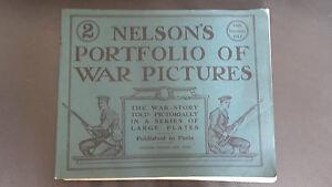 1914-Revista-NELSON-039-S-Portfolio-Of-War-Pictures-ABE-1ere-Guerra-Mundial-ABE