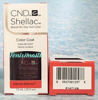 Cnd Shellac Garnet Glamour 14+ Day Uv Led Gel Color Nail Polish Starstruck