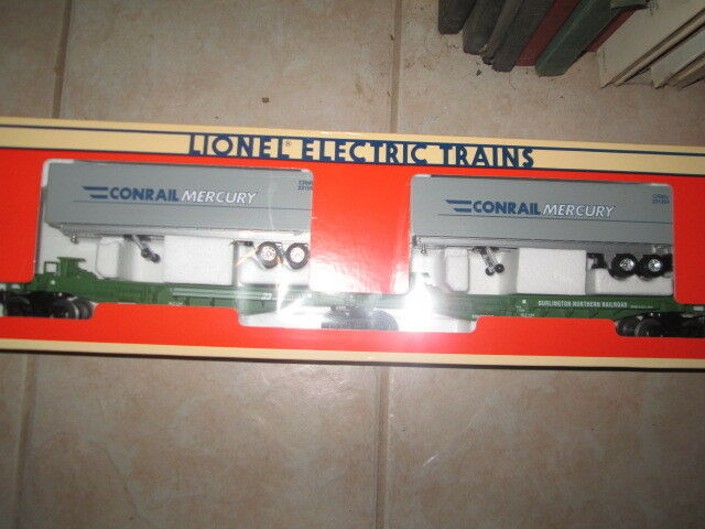 OO27 Lionel 52041  1994 LOT 8 Convention auto in scatola. Conrail Mercury