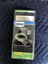 Reese Towpower 78067 T-Connector