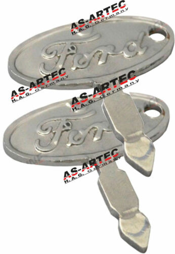 T 50777b Oem 2 Key for Tractor Ford 2000-8830