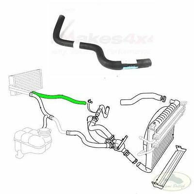 LAND ROVER MANIFOLD TO HEATER INLET HOSE RANGE 95-02 P38 JHB100920 ALL MAKES
