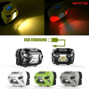 10000LM-Motion-Sensor-Headlamp-LED-Headlight-USB-Rechargeable-Head-Flashlight