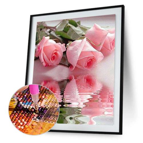 5D Diamant Painting Diamond Kreuzstich Stickerei Malerei Bilder Stickpackung DE