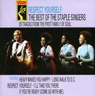 Respect Yourself (the Best of The Staple Singers CD
