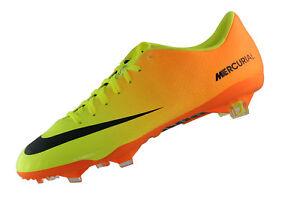 Das Bild wird geladen Nike-Profi-Fussballschuhe -Mercurial-Vapor-IX-FG-555605-
