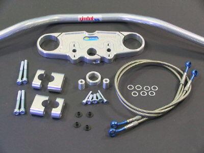 Neu Abm Superbike Lenker Umbau Kit Ducati 851 Strada Starke Verpackung