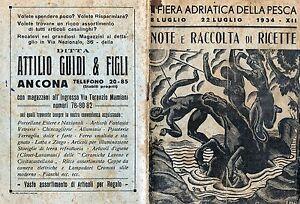 PUBBLICITA-039-WERBUNG-1934-034-II-FIERA-ADRIATICA-DELLA-PESCA-8-LUG-22LUG-1934