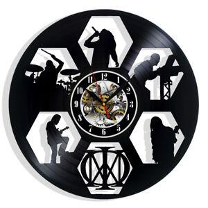 Star Wars Vinyl Wall Clock Record Gift Decor Sign Feast Day Art Woman