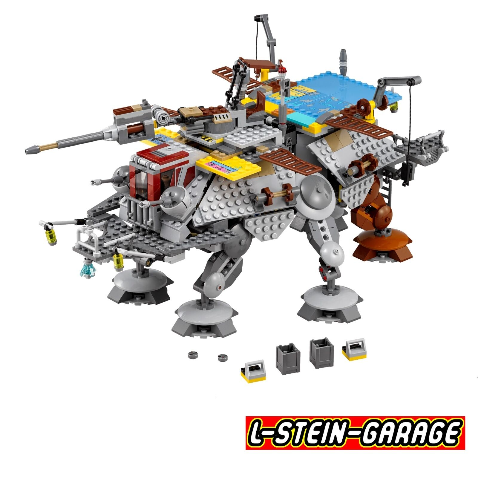 LEGO® Star Wars™ aus Set 75157 Captain Rex's AT-TE™ ohne Figuren