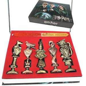 Harry-Potter-Hogwarts-Wax-Seal-Stamp-Schule-Wachs-Siegel-Stempel-Siegellack