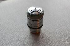 Lomo Microscope Microfluar M Fluar 100x 130 Iris Ring Rms Mikroskop Fluorite