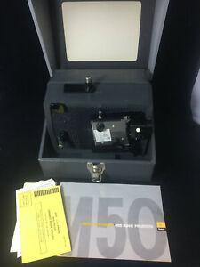 Kodak Instamatic M50 8mm Movie Projector w/ Box For Parts or Repair: