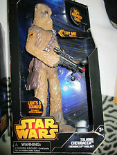 Star wars  Chewbacca 12 inch  talking  figure