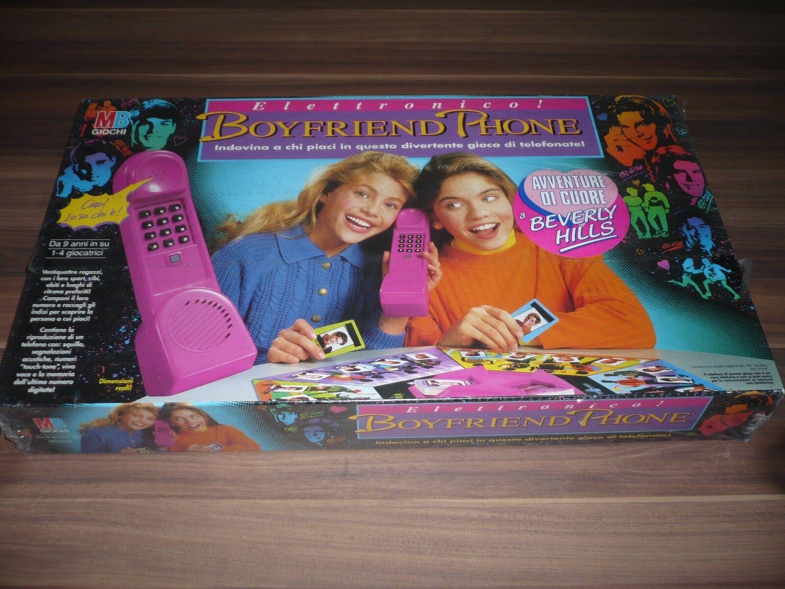 NEU NEU Traumtelefon (ITALIENISCH) (ITALIENISCH) (ITALIENISCH) Boyfriend Phone MB-Spiele NEU in FOLIE 31560c