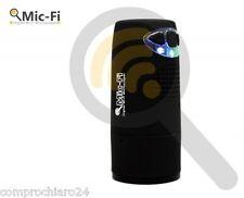Mic-Fi EYE Telecamera Wi-Fi con attacco tipo C-Mount - WIN MAC IOS ANDROID