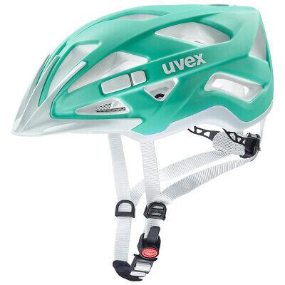 Uvex Active Cc Mint White Bicicletta Casco Ruota Bicicletta Bike Casco Tua Portata Nuovo Mtb J19-mostra Il Titolo Originale