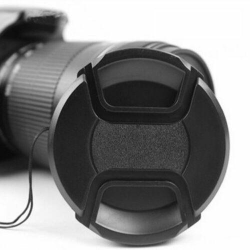 LENS CAP COVER ADATTO PER Nikon AF-S DX Nikkor 18-55mm f//3.5-5.6G VR II 52-55M