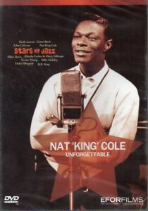 Nat-King-Cole-Unforgettable-DVD-New-amp-Sealed